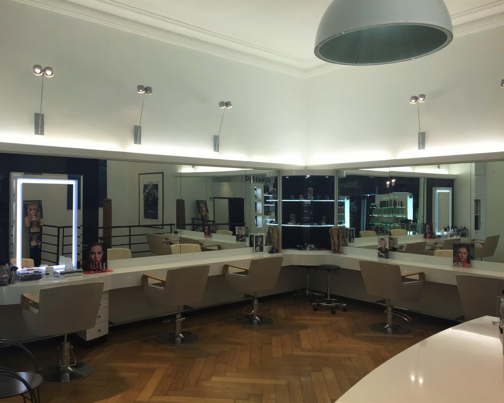 La coiffure - Dessange Aix les Bains