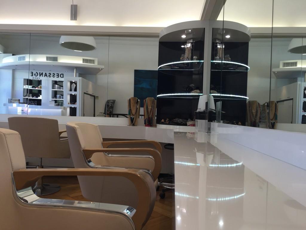 Salon de beauté - Dessange Aix les Bains