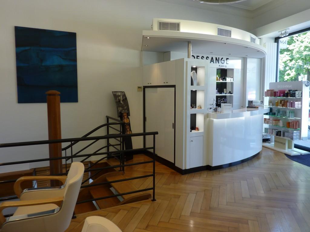 Salon de coiffure - Dessange Aix les Bains