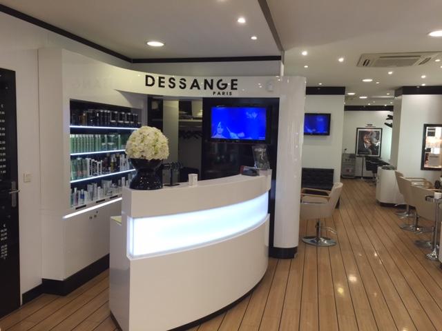Salon de coiffure - Dessange Angoulême