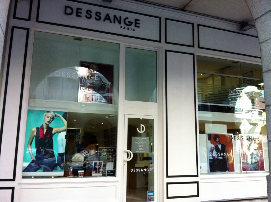 Salon de beauté - Dessange Annecy