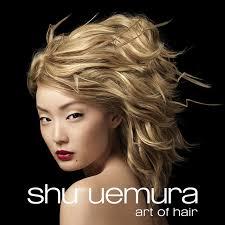 SHU UEMURA art of hair