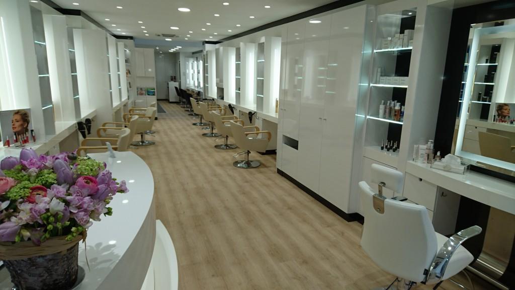 Salon de beauté - Dessange Beaune