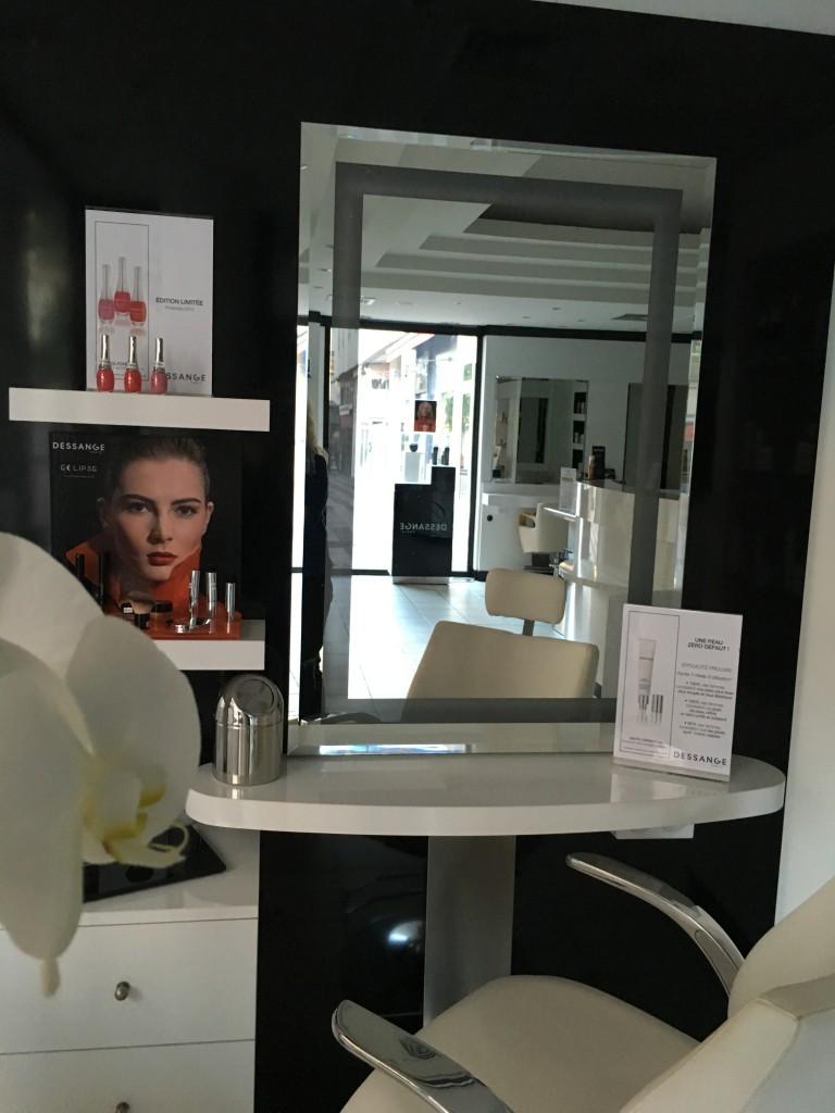 Espace coiffure - Dessange Belfort