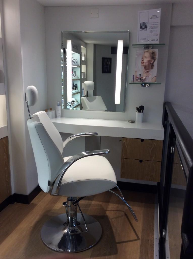Salon de beauté - Dessange Biarritz