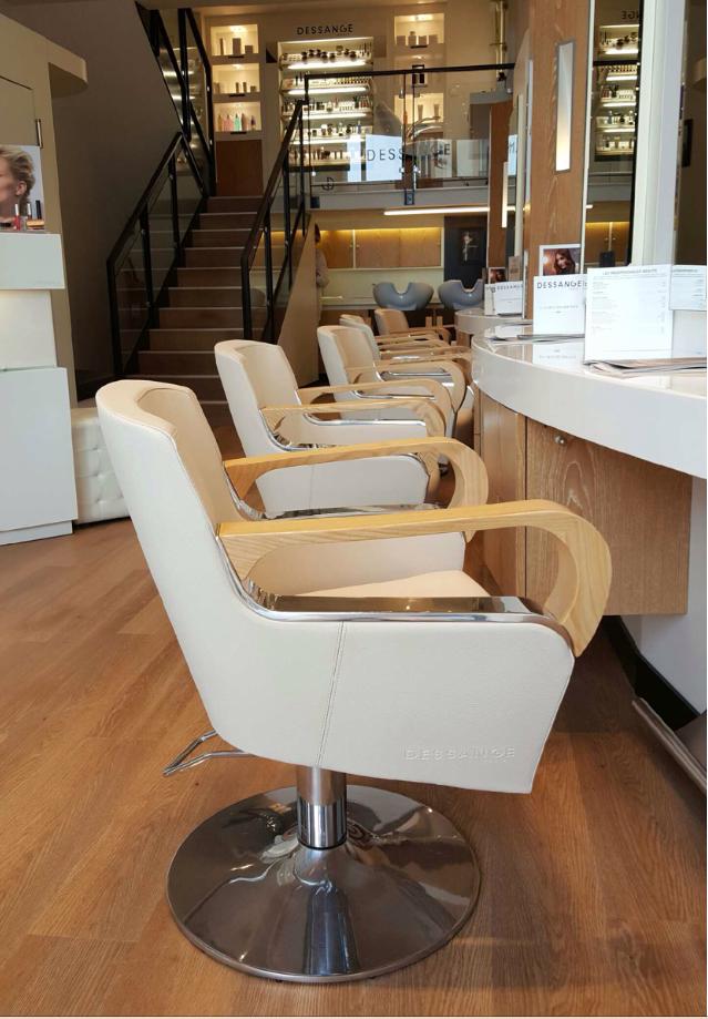 Salon de coiffure - Dessange Biarritz