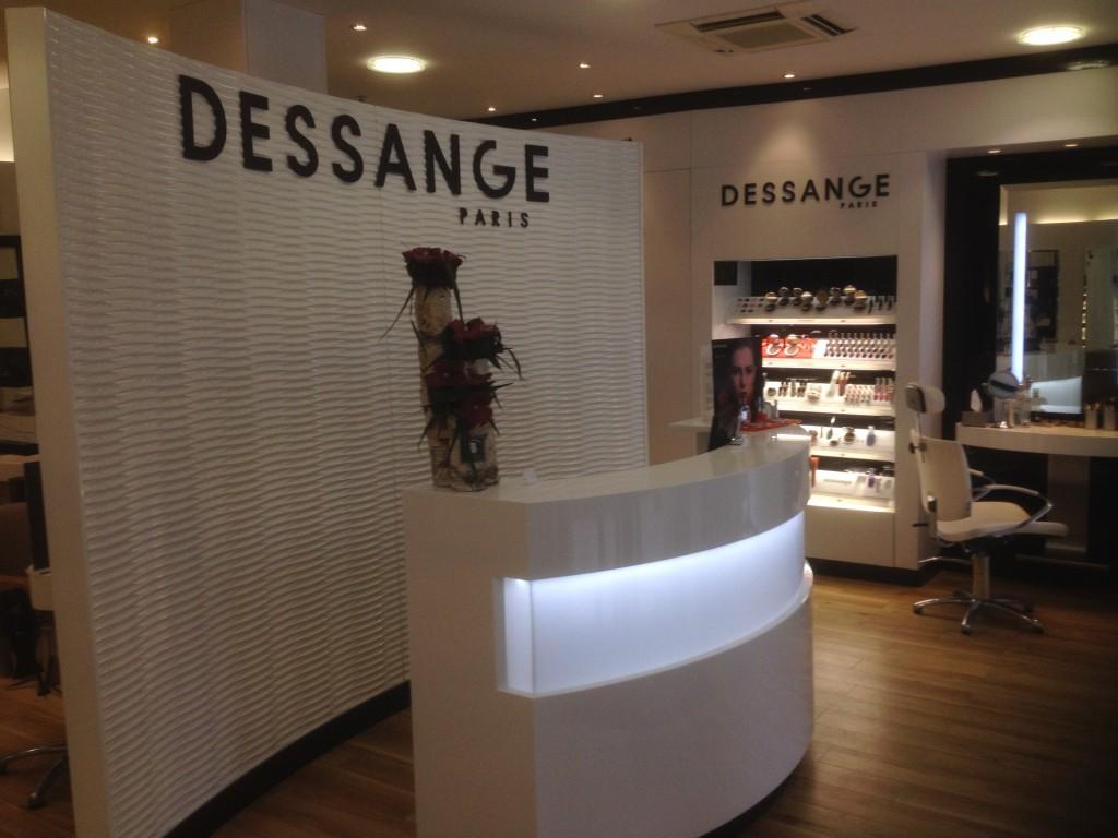 Salon de beauté - Dessange Boulogne sur mer