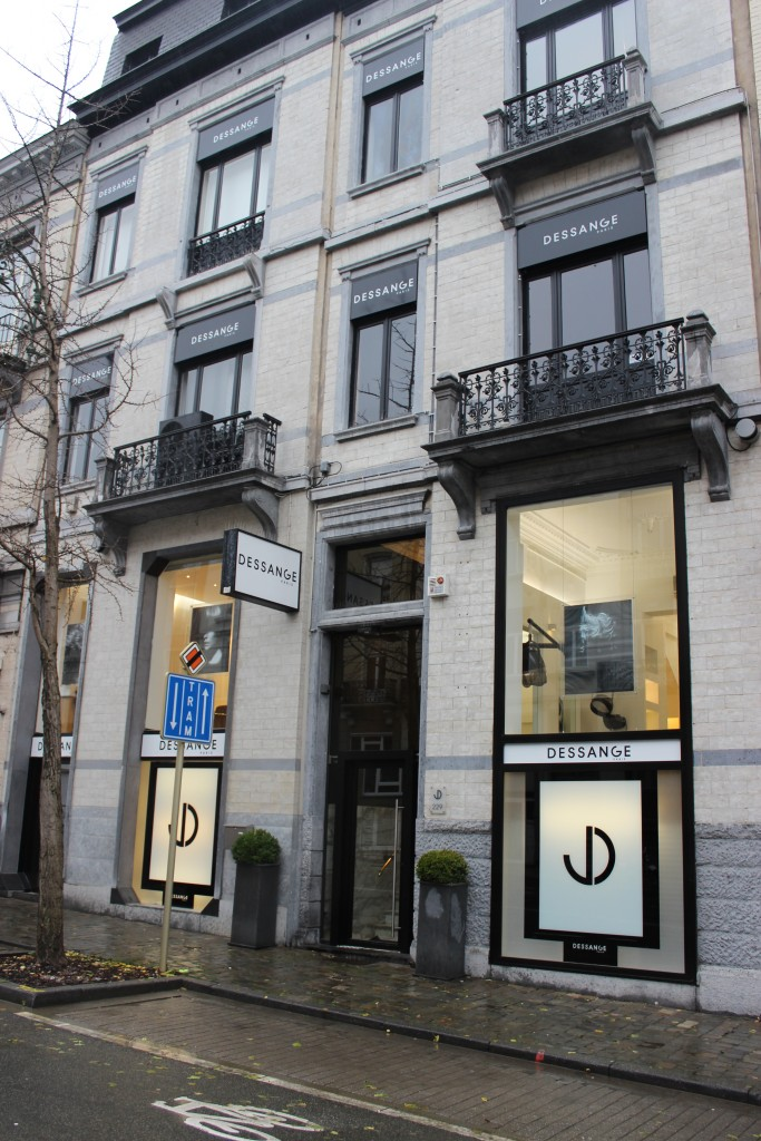 Salon de coiffure - Dessange Bruxelles Brugmann