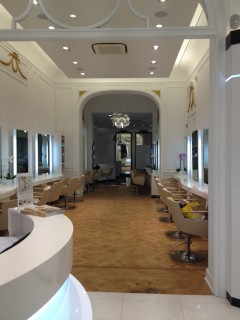 Espace coiffure - Dessange Bruxelles Place Stephanie