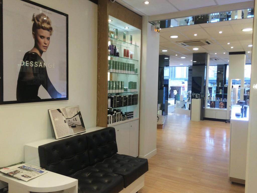 Salon de beauté - Dessange Caen