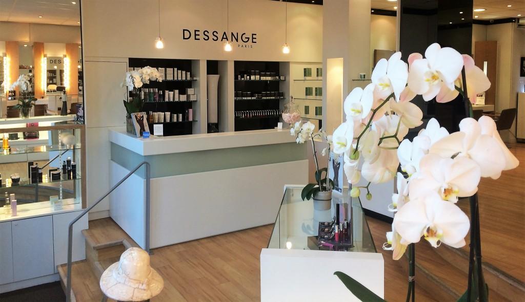Salon de coiffure - Dessange Caen