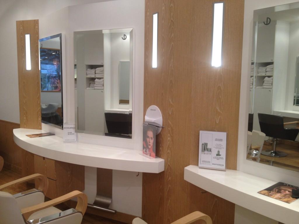 Salon de coiffure - Dessange Cambrai