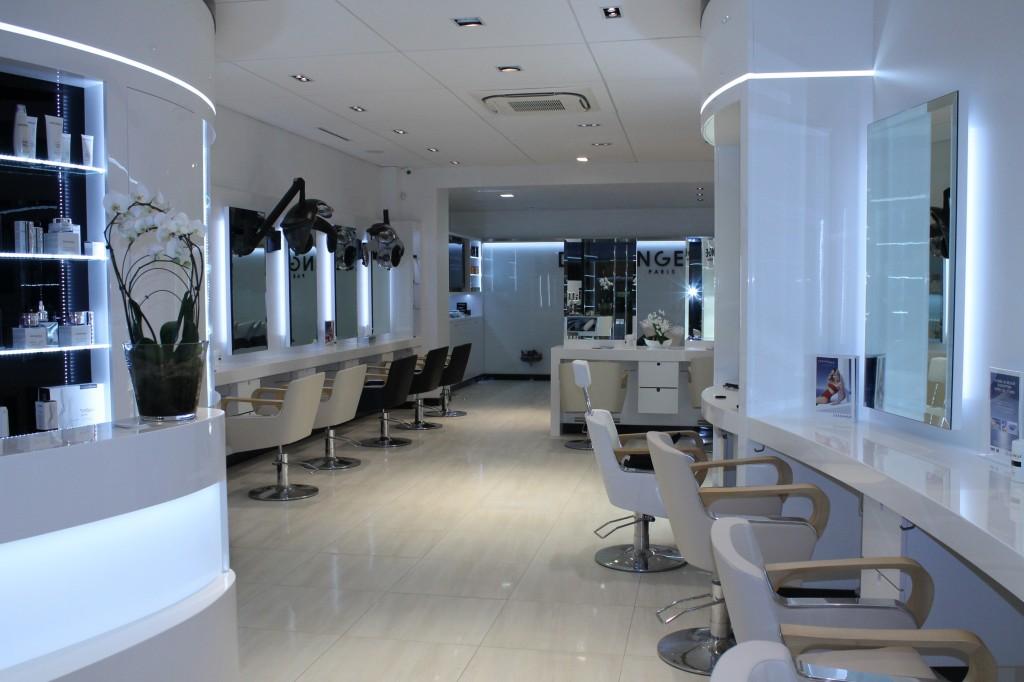 Salon de coiffure - Dessange Cannes