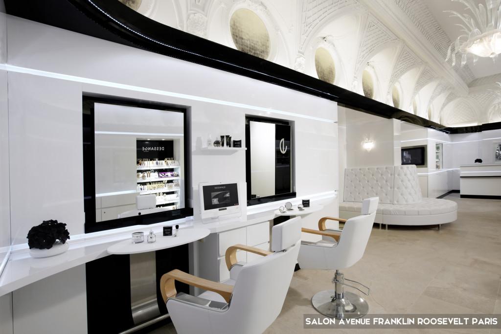 Awesome Salon De Coiffure Moderne Paris Galerie - Idées de design ...