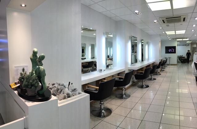 salon de coiffure clermont ferrand dessange