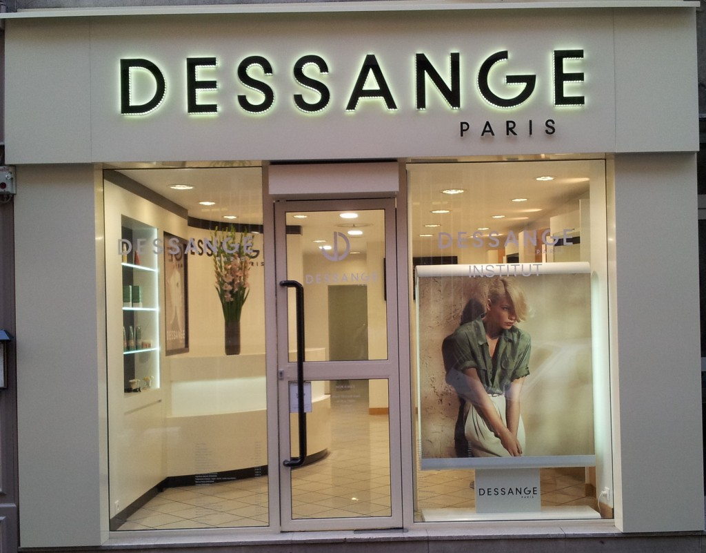 Salon de beauté - Dessange Compiègne