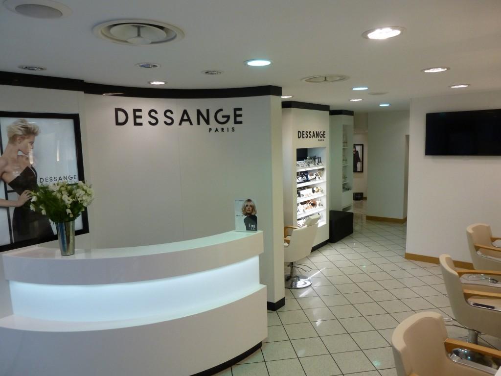 Salon de coiffure - Dessange Compiègne