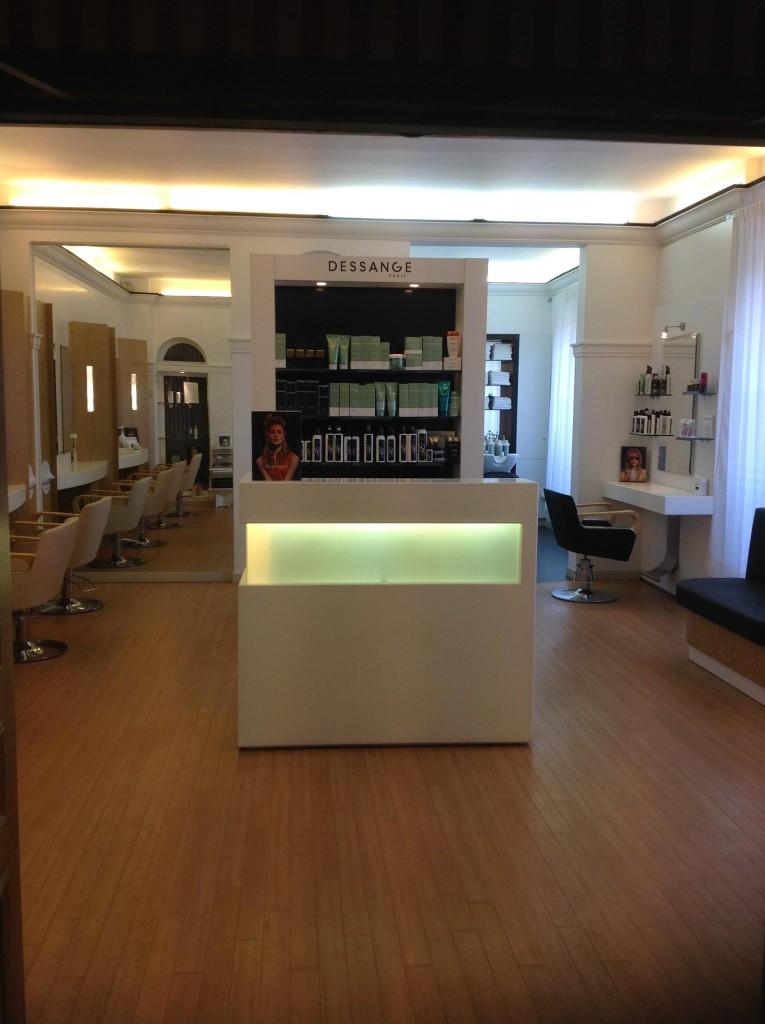 La coiffure - Dessange Deauville