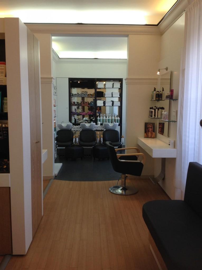 Salon de beauté - Dessange Deauville