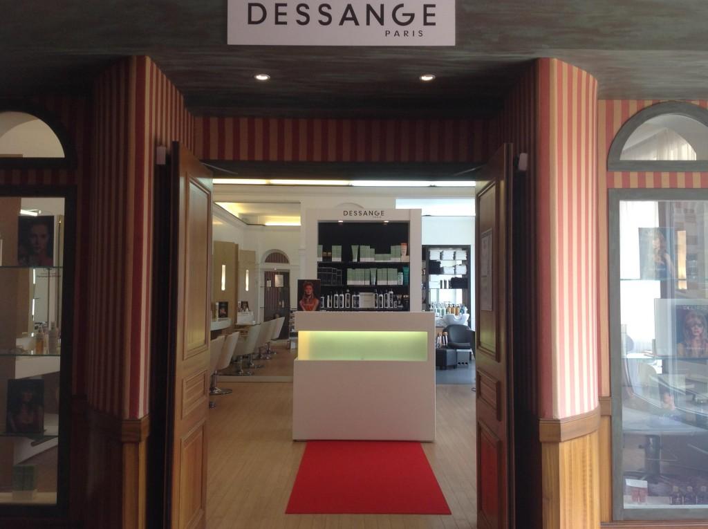 Salon de coiffure - Dessange Deauville