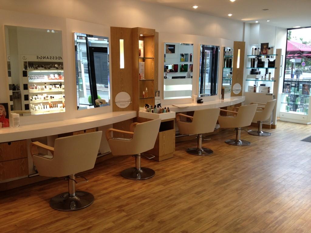 Salon de beauté - Dessange Douai