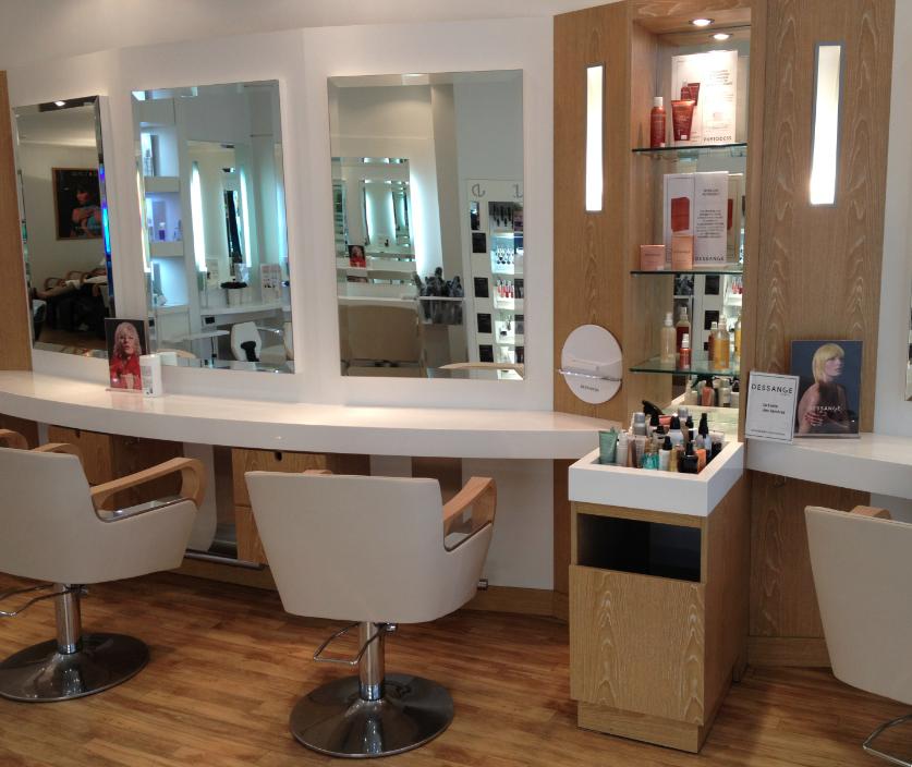 Salon de coiffure - Dessange Douai