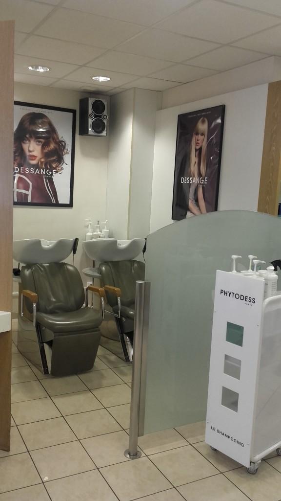 Dessange coiffure evreux