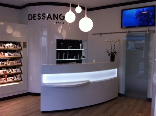 Salon de coiffure - Dessange Fontainebleau