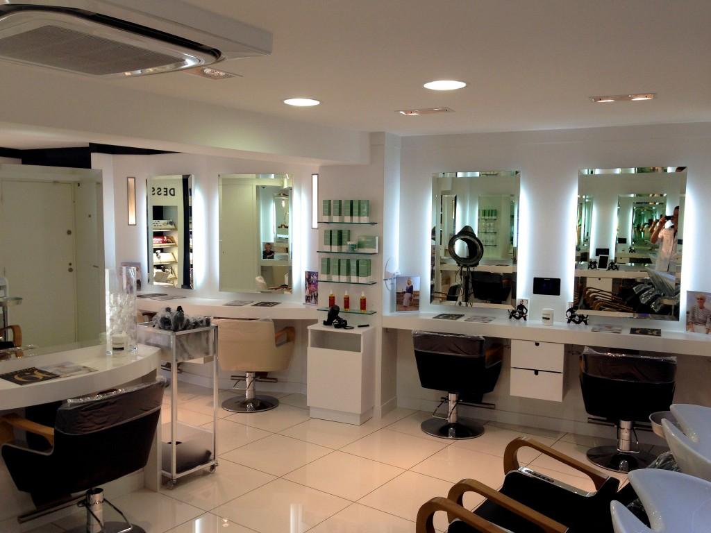 Salon de coiffure - Dessange Hyères