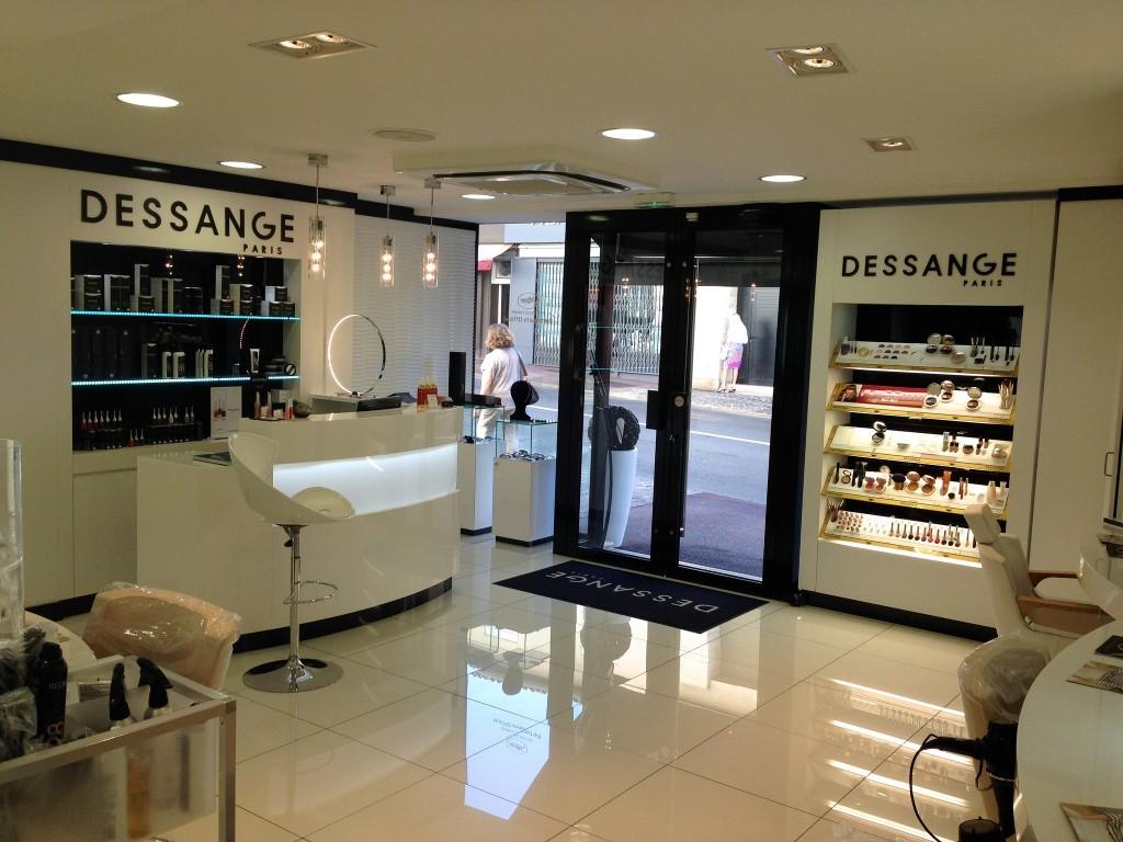 Salon de beauté - Dessange Hyères