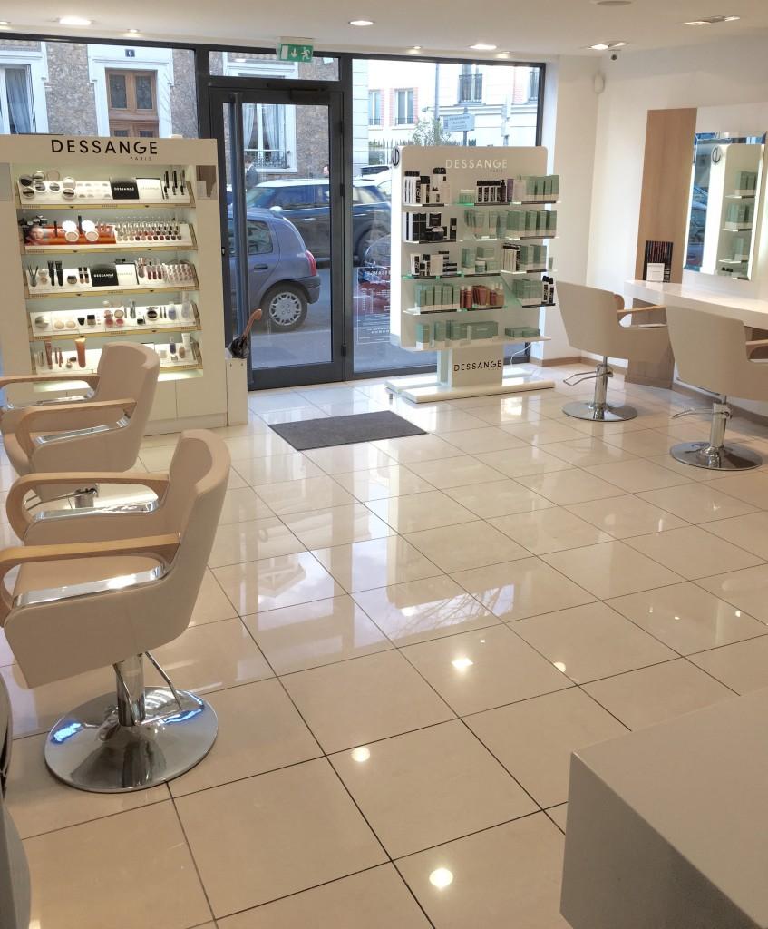Salon de coiffure - Dessange Issy les Moulineaux