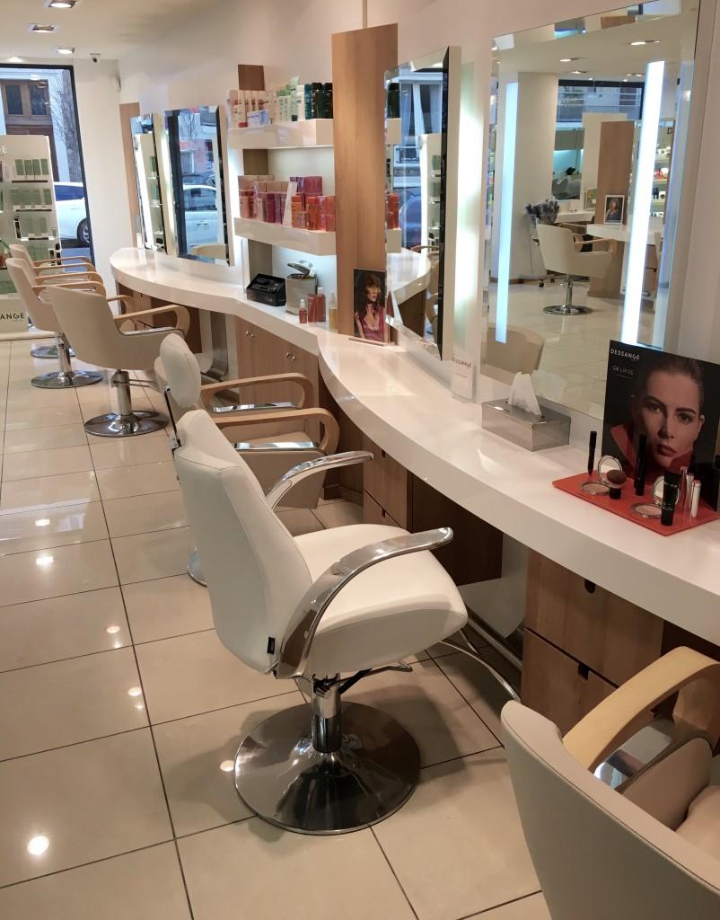 Espace coiffure - Dessange Issy les Moulineaux