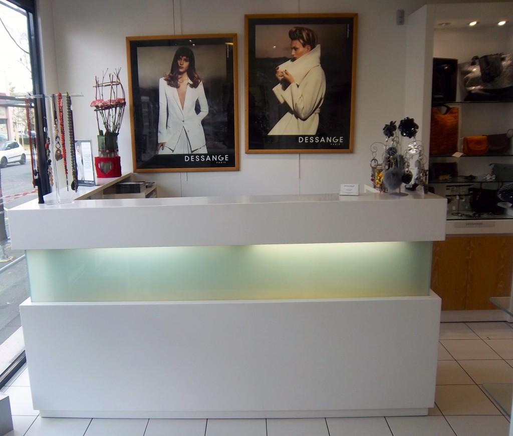 Salon de beauté - Dessange La Roche sur Yon