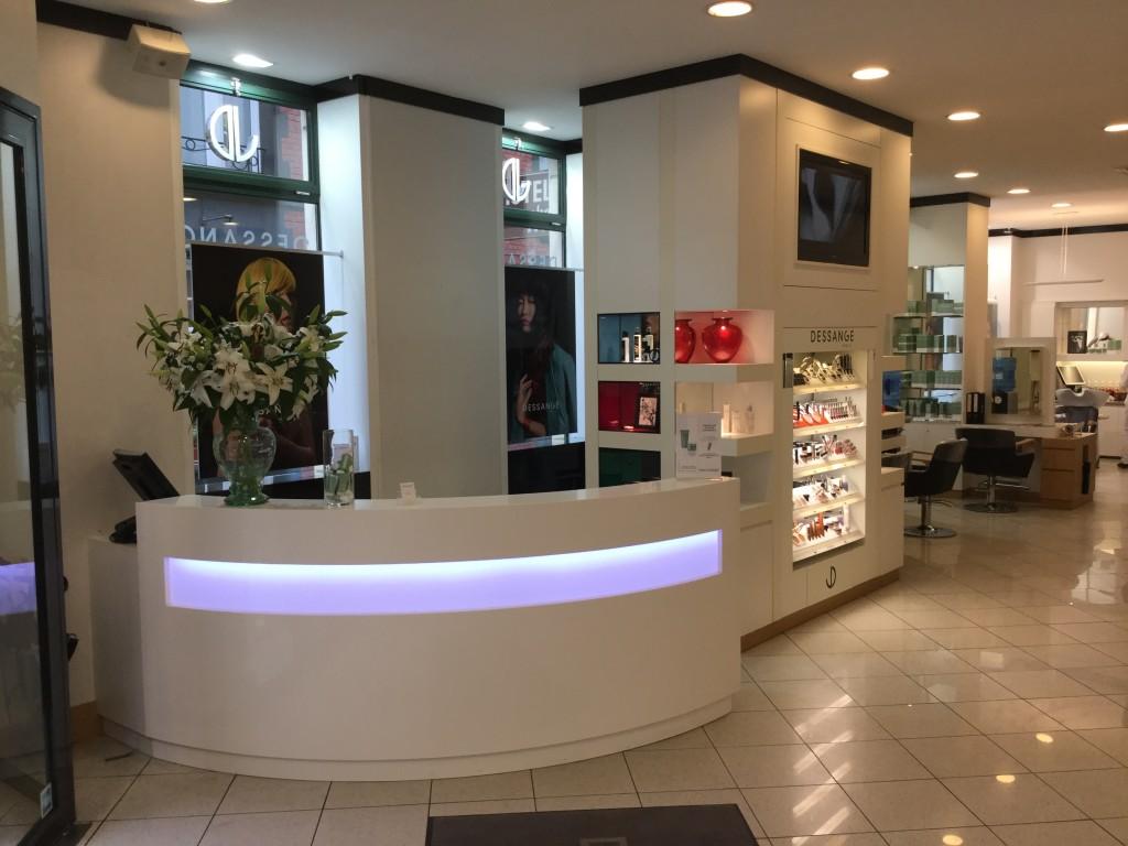 Salon de beauté - Dessange Lille St Maurice