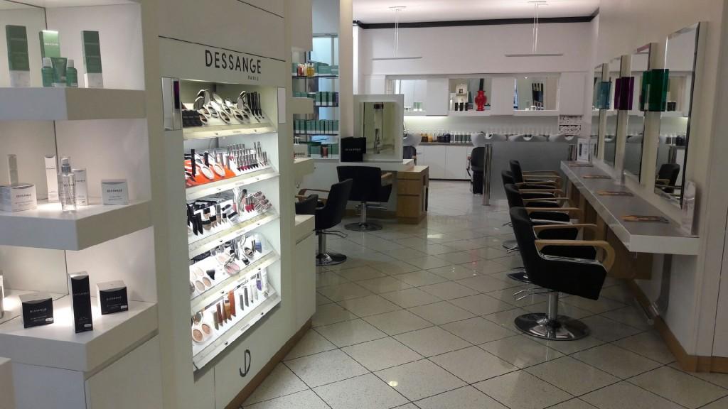 Salon de coiffure - Dessange Lille St Maurice