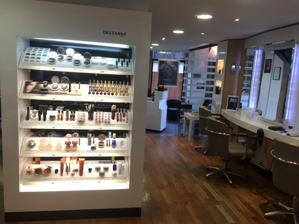 Salon de coiffure - Dessange Limoges