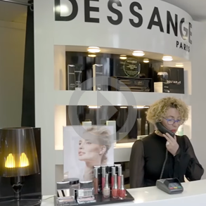 Présentation Salon Dessange Limoges
