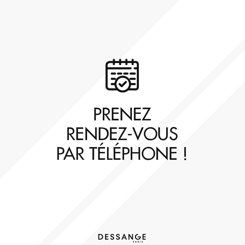 Prise de rdv téléphonique - Dessange Limoges