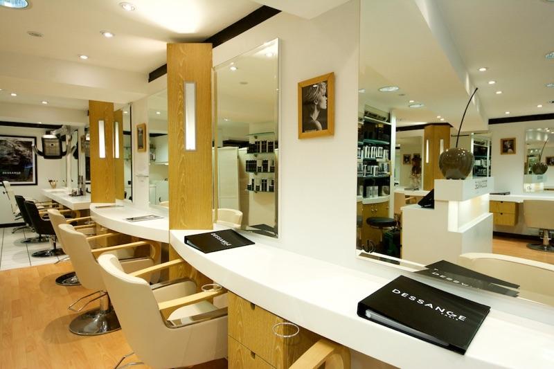Salon de beauté - Dessange Mâcon
