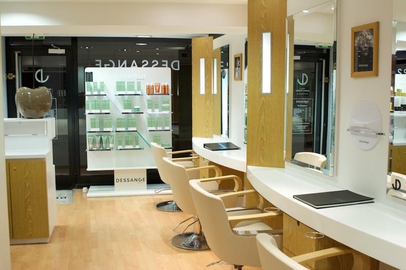 Salon de coiffure - Dessange Mâcon
