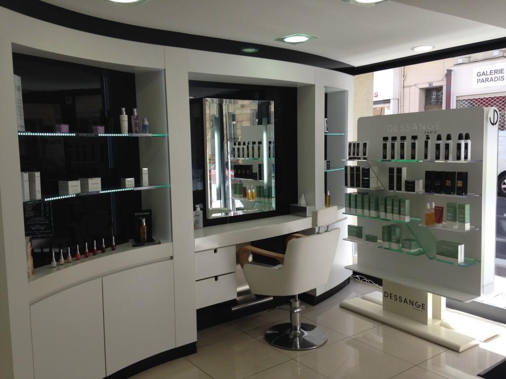 Le salon de coiffure à Marseille Paradis - Dessange