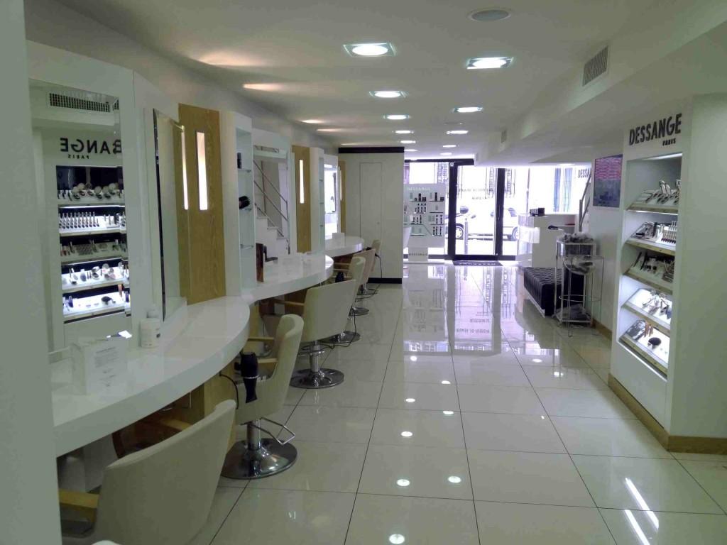 Salon de coiffure marseille paradis dessange for Prix salon de coiffure