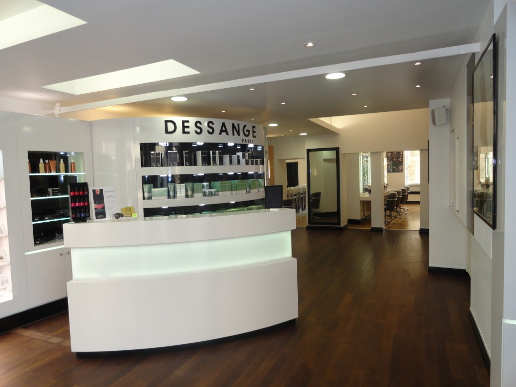 Salon de coiffure - Dessange Metz