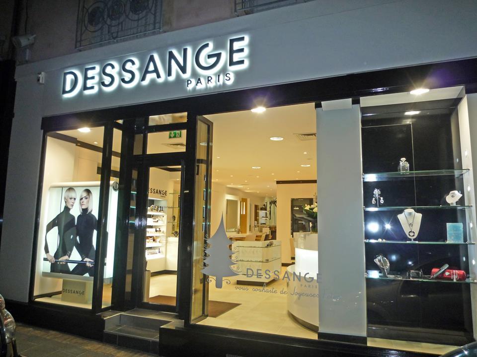 Salon de coiffure - Dessange Moulins
