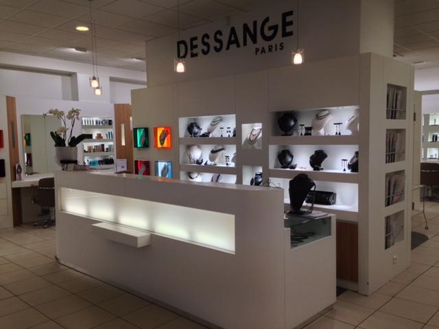 Espace coiffure - Dessange Nantes