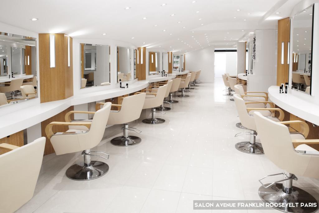 Salon de coiffure luxe nice