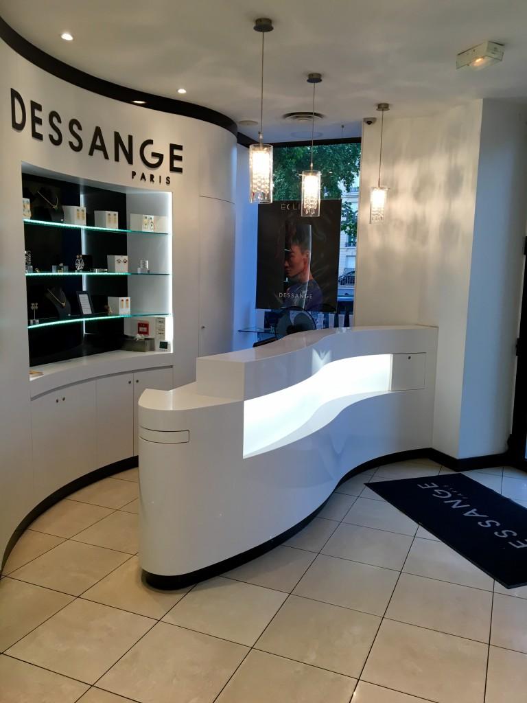 Salon de beauté - Dessange Neuilly sur Seine