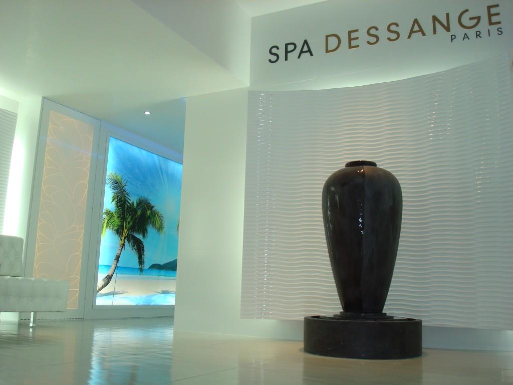 L'institut de beauté - Dessange Nice Meridien