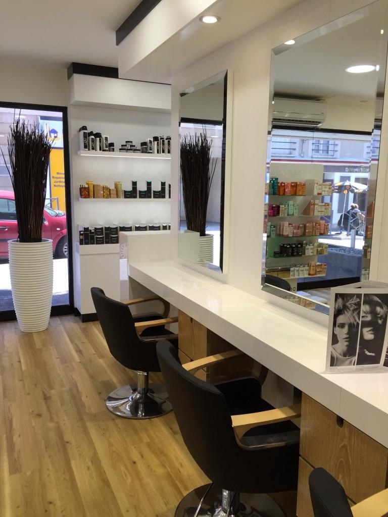 Le salon de coiffure à Nogent sur Marne - Dessange