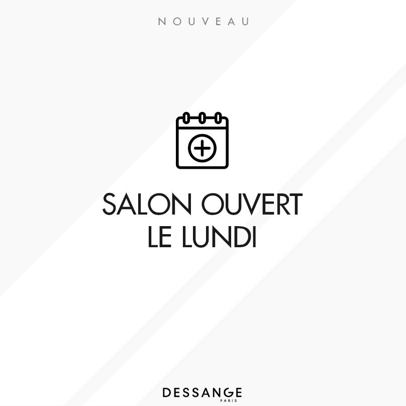 Salon ouvert le lundi Dessange Orléans